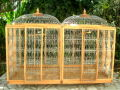 Aviary, Wooden, Horizontal